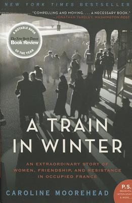 A Train in Winter By Moorehead, Caroline